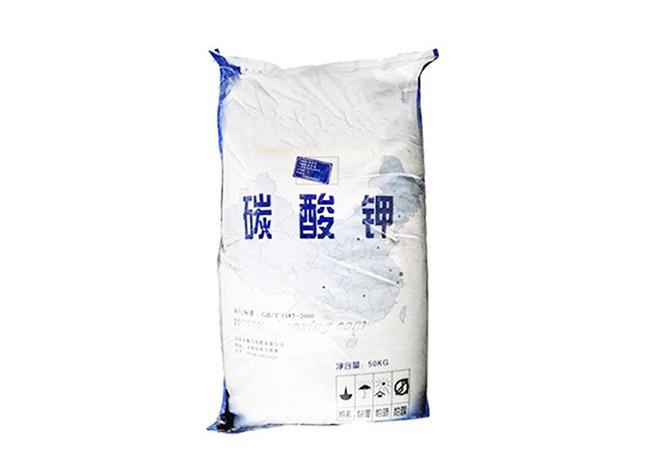 深圳碳酸钾 98.5%